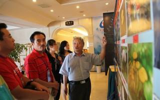 中国科学院微生物研究所研究员卯晓岚风采 (2)