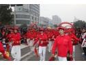 第八届中国(庆元)香菇文化节:民俗文化踩街活动 (3)