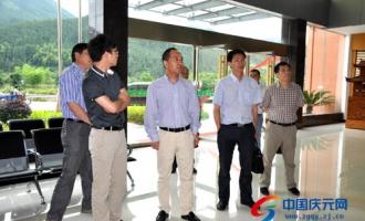 杜光旻调研天民菌菇公司强调加快庆元香菇上市步伐