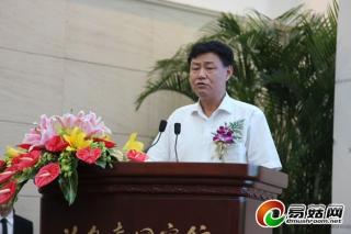 雪榕生物新品牌战略发布会:中国食用菌协会会长张祥茂先生致辞 (2)