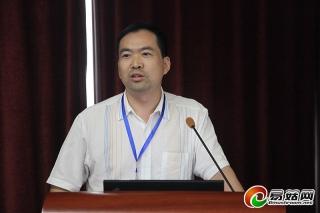 主题报告:邱君志,虫生真菌座壳孢的研究现状 (3)
