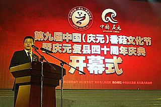 第九届中国(庆元)香菇文化节