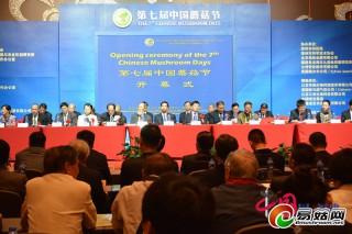 第七届中国蘑菇节漳州开幕