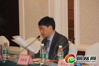 高茂林:中国食用菌协会引导行业发展顶层设计工作开启菇粮时代