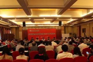 湖北省食用菌协会成立三十周年座谈会在汉召开