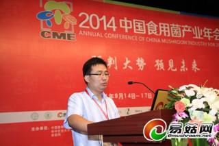 王明友:锤片式粉碎机为我国食用菌栽培基质处理的主要机型
