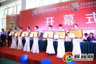 2014中国食用菌博览会获得多家企业赞助支持