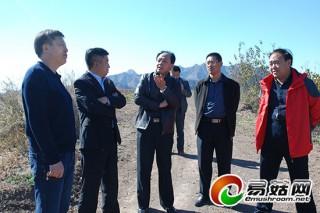 菇农合作社分会在北京、平泉及宁武调研