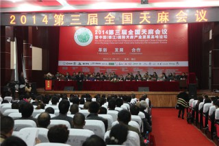 2014第三届全国天麻会议暨中国(德江)国际天麻产业发展高峰论坛