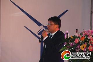 浙江青风已与百家食用菌企业建立战略伙伴关系