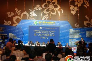 广西积极参加第八届中国蘑菇节