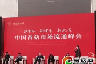 """浙江庆元:依托""""菇""""文化 凝结香菇经济新增长极"""