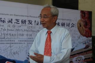 ?#31181;?#24428;教授谈灵芝产业发展:产品质量标准需统一 国家资金支持待加强