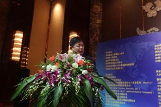 开幕式致辞:中国工程院院士李玉 ()