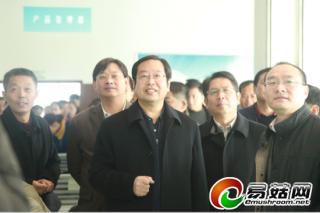 """易菇网电子商务基地落户武汉江夏""""互联网+农业""""大楼"""