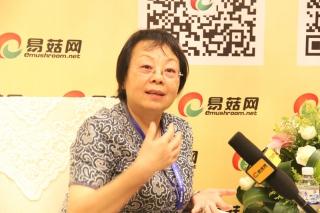 张金霞:国家食用菌产业技术体系首席科学家、中国农业科学院农业资源与农业区划研究所研究员 (2)