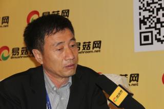 易菇网会客厅:北京隆泓科技发展有限公司总工程师 王春宝  (1017播放)