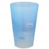 金针菇包菇片食用菌菌种瓶栽塑料片PE环保材质可订制