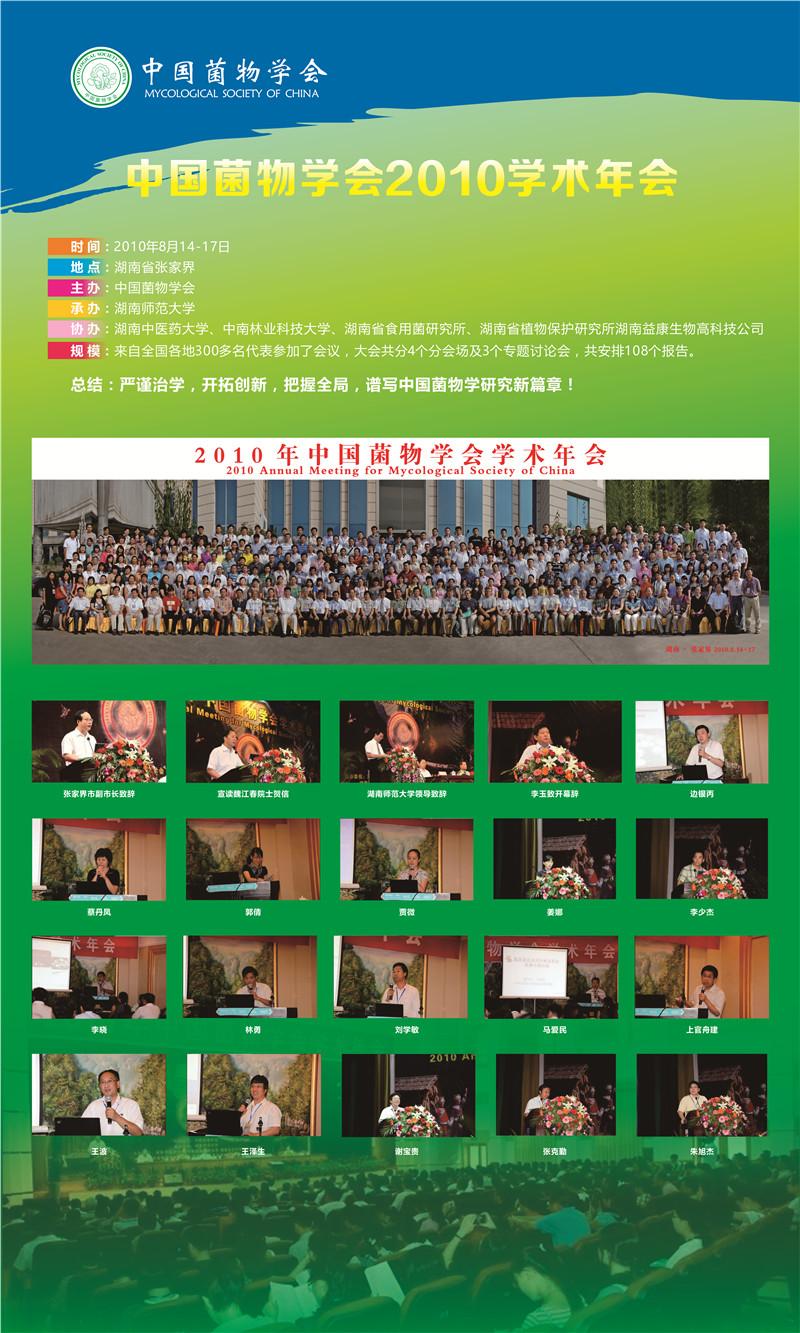 学术年会历程展KT板05