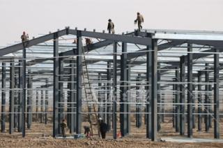 武威众兴菌业科技有限公司推进betvlctor伟德工厂化生产循环经济产业园项目建设