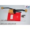 惠州手工铁皮免扣包装机 推荐A333钢带包装机