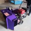 红黑大战平菇食用菌柴油机拌料机 卧式干湿料柴油翻堆拌料机