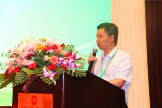 闭幕式:张升明作会议总结 (2)
