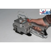 25mm PET塑钢带专用手提式气动包装机 气动热熔包装机