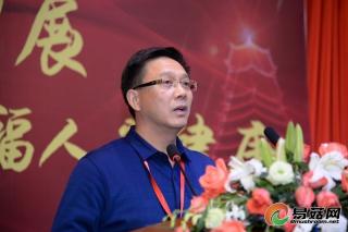 杨仁德:贵州金沙城国际娱乐种质资源丰富  市场潜力巨大