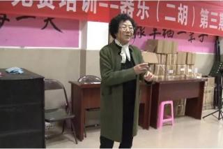 庆元的菇民戏传承难?一古稀老人把责任扛起来了 ()