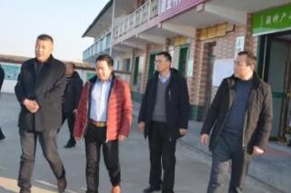 陕西洋县县委组织部长前往汉中庆瑞丰公司调研 ()