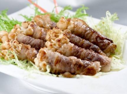 这才是金针菇最好吃的做法 别再烫火锅了