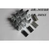 PET聚酯带专用包装扣 半边开口包装扣 1608包装扣厂