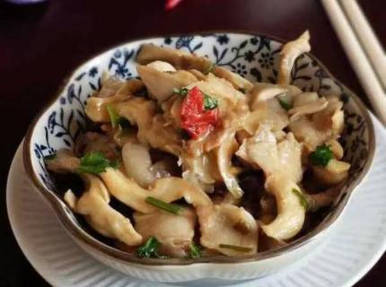 蘑菇搭配五种食物吃的养生功效
