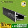 鑫之景厂家促销3.3公分磁吸灯箱铝材