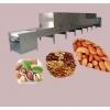 低温黄豆烘烤熟化设备,工业微波烘焙黄豆设备隧道炉