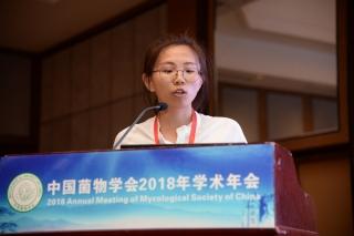 赵凤云:汤旺河兴安石林森林公园黏菌资源调查 (3)
