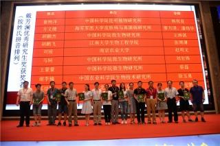 2018年戴芳澜优秀研究生获奖代表 (2)