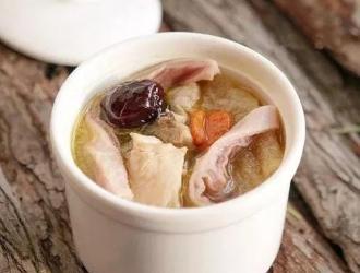 家常菜:双菇竹荪汤的做法