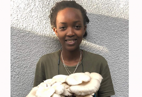 Meet 18-year-old student who makes a liv