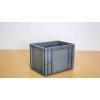 苏州迅盛标准物流箱塑料周转箱C箱4328厂家定制