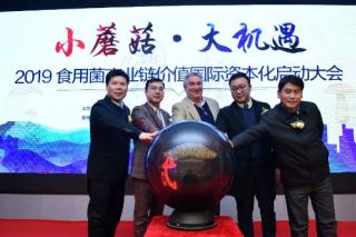 """中科易农集团上市计划正式启动,力争打造中国""""食用菌""""产业第一"""