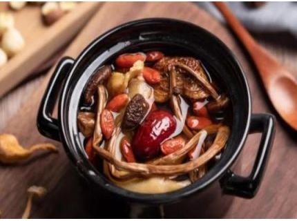 冬季还是滋补菌菇汤最暖胃!