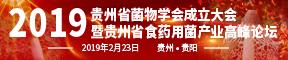 贵州省菌物学会成立大会暨2019贵州省食药用菌产业高峰论坛