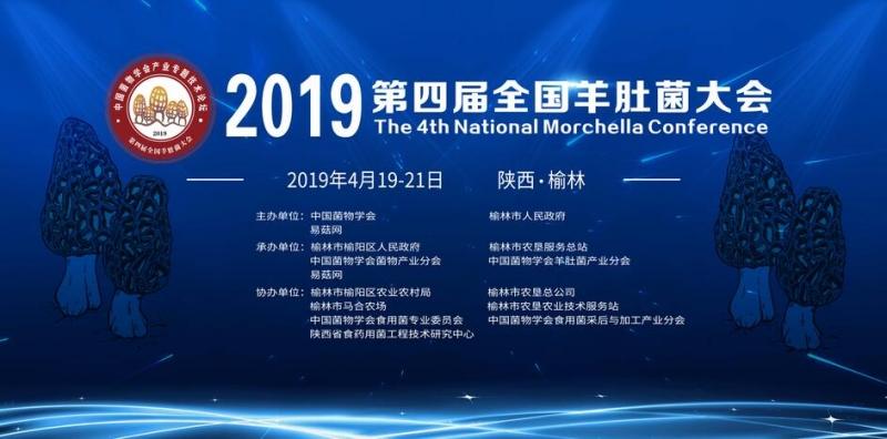 2019第四届全国羊肚菌大会通