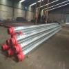供蘭州鐵皮保溫施工和甘肅螺旋鐵皮保溫管批發