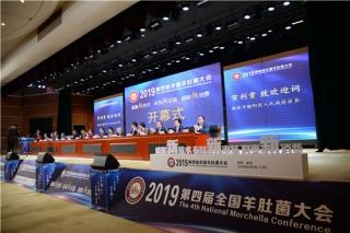 2019第四屆全國羊肚菌大會