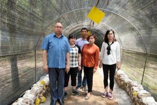 北京食用菌协会赴大兴低收入村开展技术服务 ()