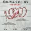 电动汽车驱动电机用PT100热电阻温度传感器工厂
