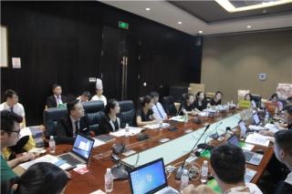中国菌物学会2019年学术年会筹备会议在西安吉源国际酒店召开